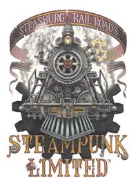 SRR - Steampunk Logo