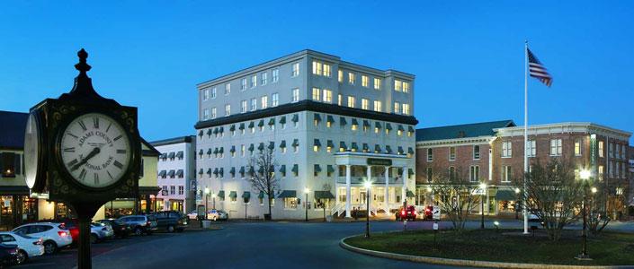 Gettysburg Pa Hotels Motels