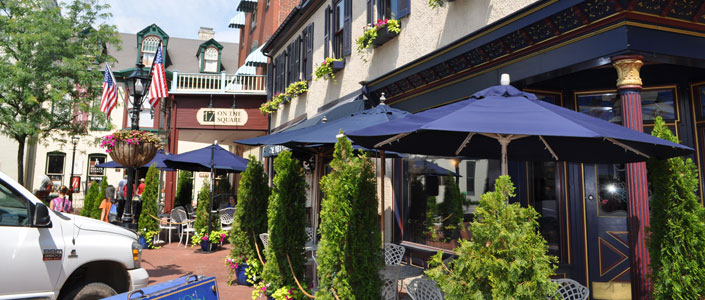 Gettysburg Pa Restaurants