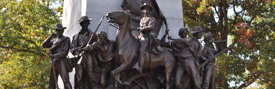 Virginia Statue